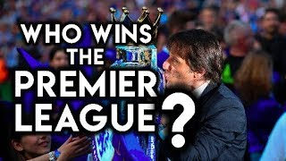 Who Wins the Premier League This Season? - Football Manager 2018 Simulation