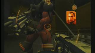 lets play classified the sentinel crisis xbox-20 final level and ending