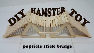 you can make your hamster out of popsicle sticks. song :: Love Letter ++++++++++++++++++++++++++++++++++++++++++++++++