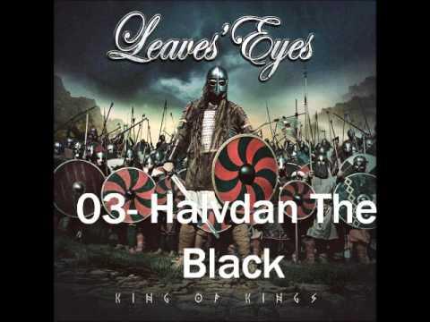 Leaves' Eyes- Halvdan The Black (King Of Kings)