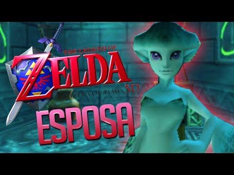 Zelda Ocarina of time 3D Parte 15 La Prometida de Link