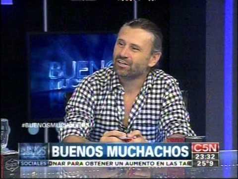 C5N - BUENOS MUCHACHOS - ÚLTIMO PROGRAMA - 21/12/13