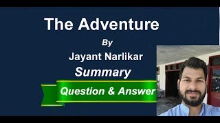 """The Adventure"" 