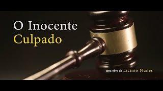 capa de O Inocente Culpado de Licínio Nunes