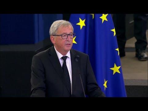 """Jean-Claude Juncker: """"Mit Helmut Kohl verlässt uns ein Nachkriegsgigant"""""""