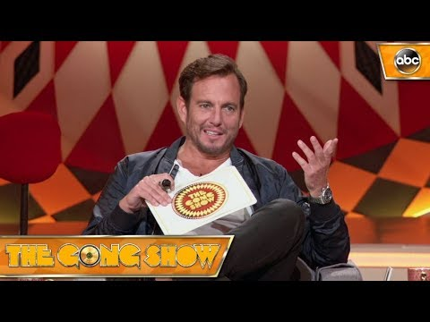 Sethward the snake – The Gong Show