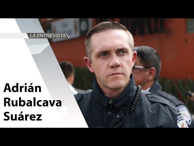 La Entrevista: Adrián Rubalcava Suárez