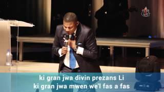 La Communion du Saint Esprit - Creole Service - Tabernacle de Gloire - Pasteur Gregory Toussaint