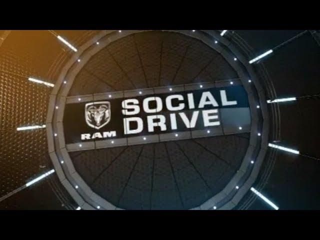 RAM Social Drive: Anniversary of