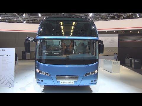 Neoplan Cityliner Bus Exterior And Interior