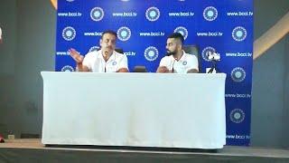 Virat Kohli's live press conference on coming summer season