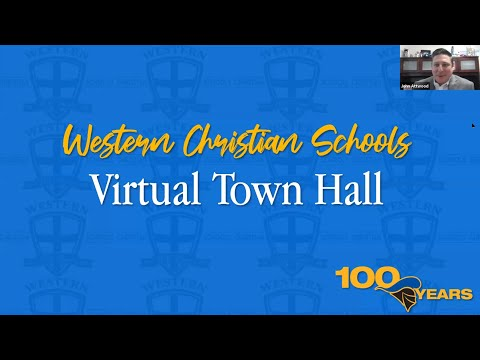 Western Christian Schools Claremont Town Hall