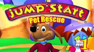 JumpStart: Pet Rescue - The Best Game Ever! - Part 1