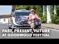Motorsports Fans Meet At Goodwood Festival of Speed 2018