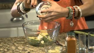 Avocado Olive Dip : Plant-based Diet Tips & Recipes