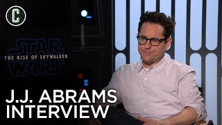The Rise of Skywalker: JJ Abrams Interview