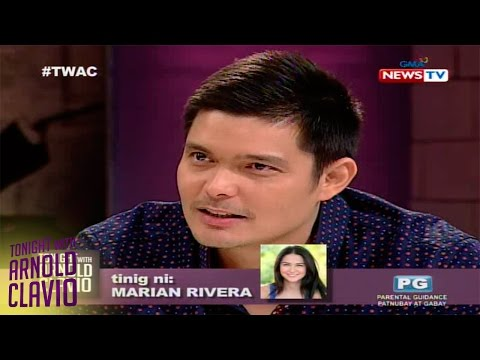 Tonight with Arnold Clavio: First interview of Baby Zia Dantes - 동영상