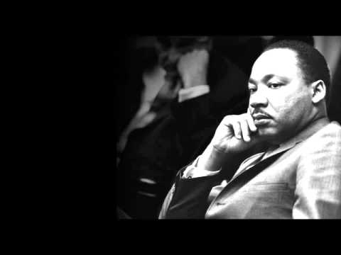 Martin Luther King and a prophetic speech from a great man.  (April 4, 1967)