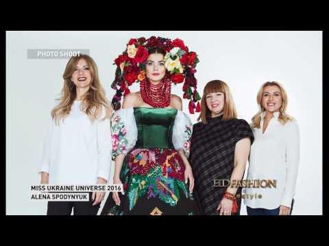 MISS UKRAINE UNIVERSE 2016 | Photo Shoot | HDFASHION