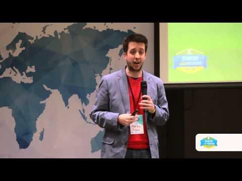 Marko Srsan - Lessons Learned at Techstars London