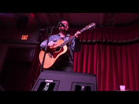 "David Ramirez performs ""We're Not Going Anywhere"" 02/23/2019 @ Cactus Cafe, Austin TX"