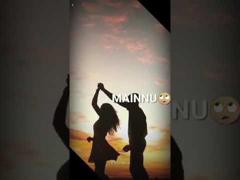 Manga Yahi Duawa Main 🥰 Remix Whatsapp Status Full Screen Love Status Video For Couples