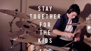 Stay Together For The Kids - Blink 182 - Drum Cover