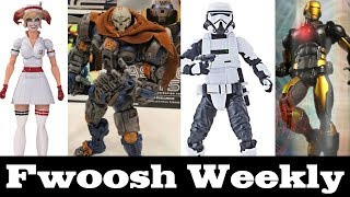 Weekly! Ep86: Masters of the Universe, Astrobots, Star Wars, DC, Iron Man, War Machine and more!
