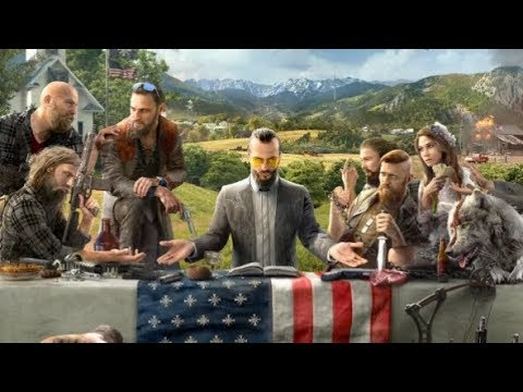 FAR CRY 5. IT'S AWESOME AND STUFF | Live Stream - FAR CRY 5. IT'S AWESOME AND STUFF | Live Stream