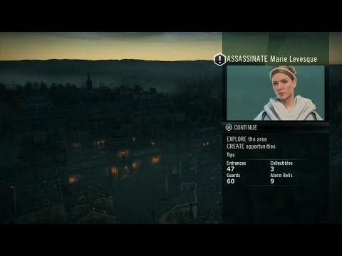 Ac Unity Hoarders Sequence 9 Memory 2 Youtube
