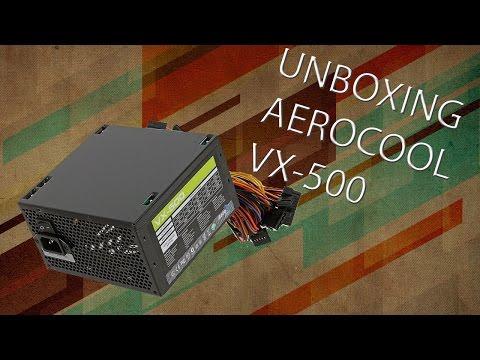 Aerocool VX-500 500W (ACPN-VX50NEY.11\4713105953602)