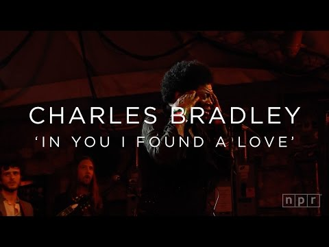 charles bradley in you i found a love
