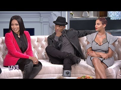 Monyetta Shaw and Crystal Smith Clarify The Timing of Crystal's Relationship With Ne-Yo