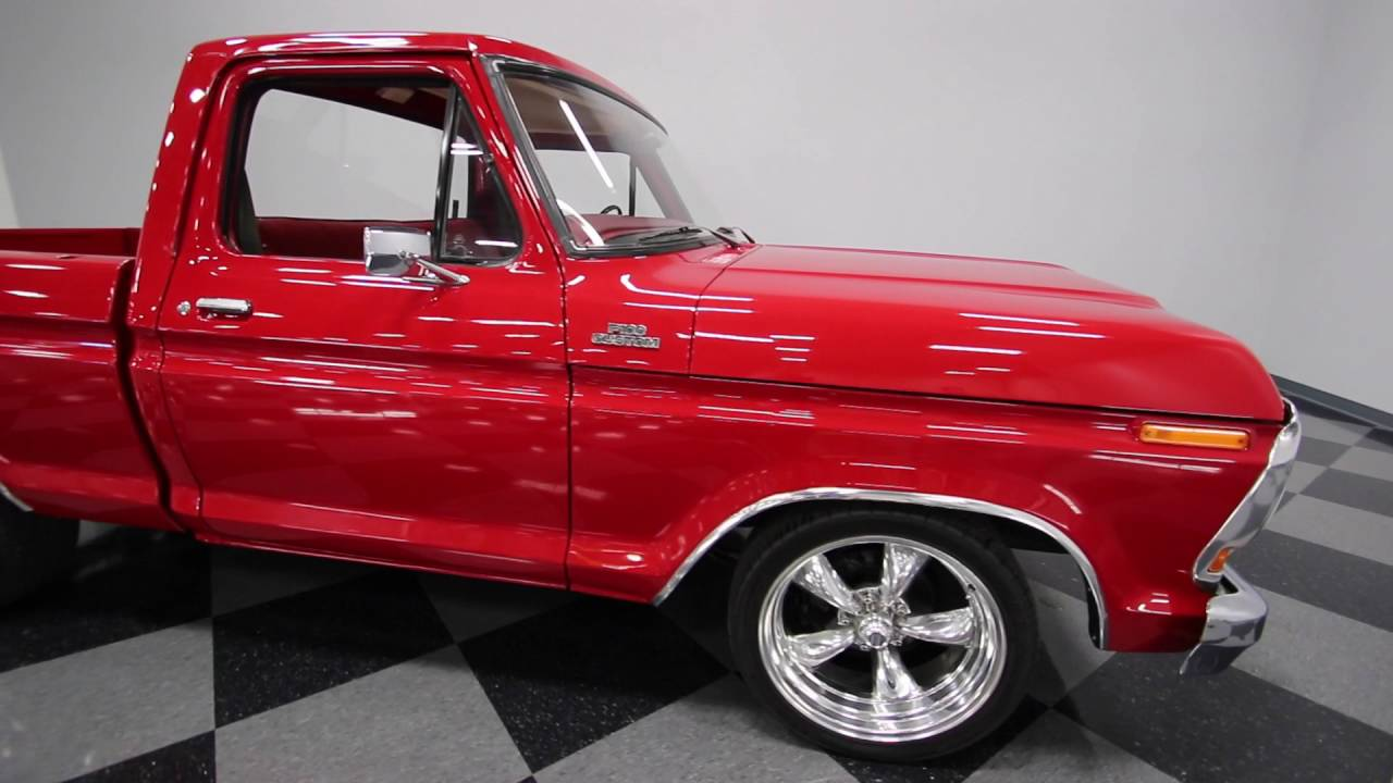 131 Nsh 1979 Ford F 100
