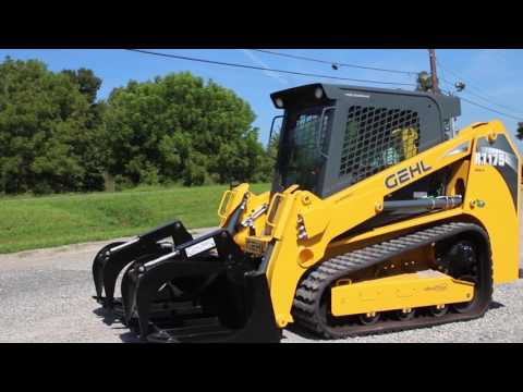 GEHL RT 175 | Greg Abbott Equipment
