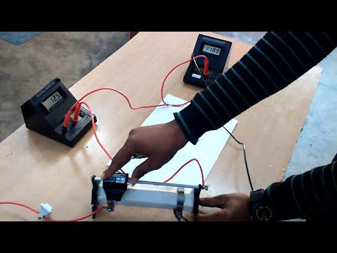 electrician practical in hindi ओम के नियम का सत्यापन करना
