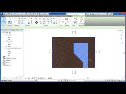 08 04 Subregion And Split Surface