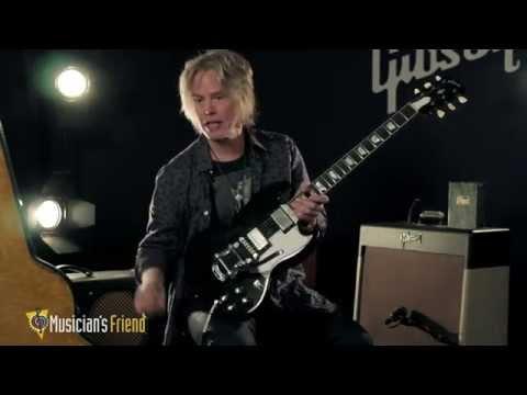 Gibson Custom Brian Ray Signature '63 SG
