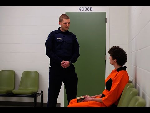 Occupational Video - Correctional Peace Officer