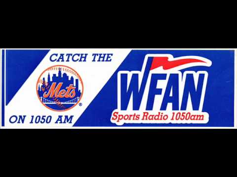 1050 WFAN Sports Radio over 1050 CHUM. 1989