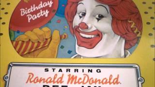 Hokey Pokey -  Ronald McDonald Kids Radio Birthday Party