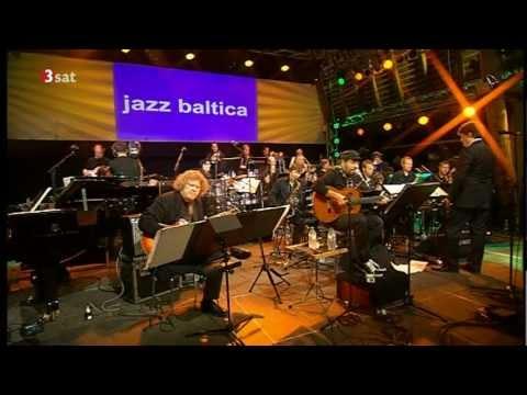 João Bosco & NDR Bigband - jazz baltica 2011 fragm. 1
