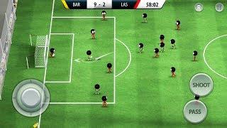 видео Stickman Soccer 2016