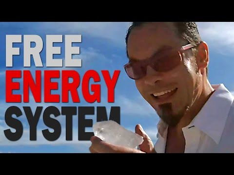 Free Energy System (Silent, Safe And Self-Contained)