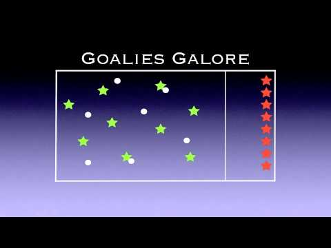 Physed Games - Goalies Galore