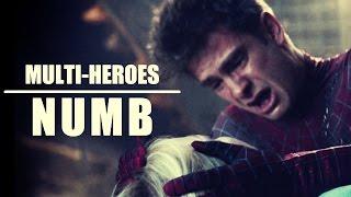 Multi-Heroes || Numb