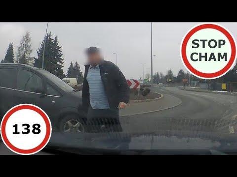 Stop Cham #138 – Niebezpieczne i chamskie sytuacje na drogach