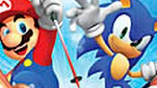 CGR Undertow - MARIO AND SONIC AT THE WINTER OLYMPICS for Nintendo Wii Video Game Review