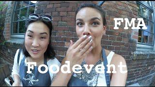 FMA Foodevent * Ein Geheimnis wird gelüftet I Janina Uhse