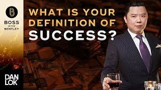 What's Your Definition of Success